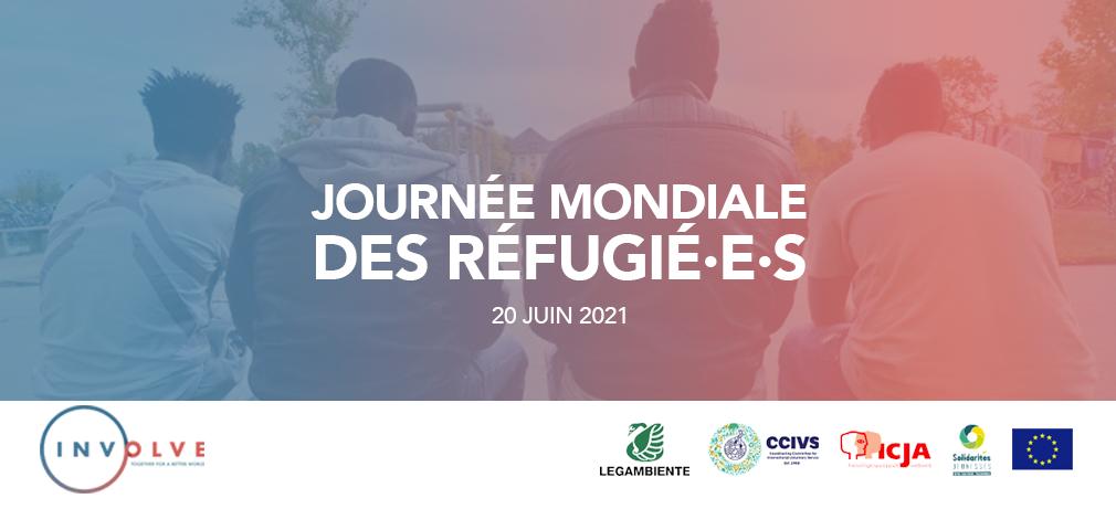 Journée Mondiale des Réfugié·e·s